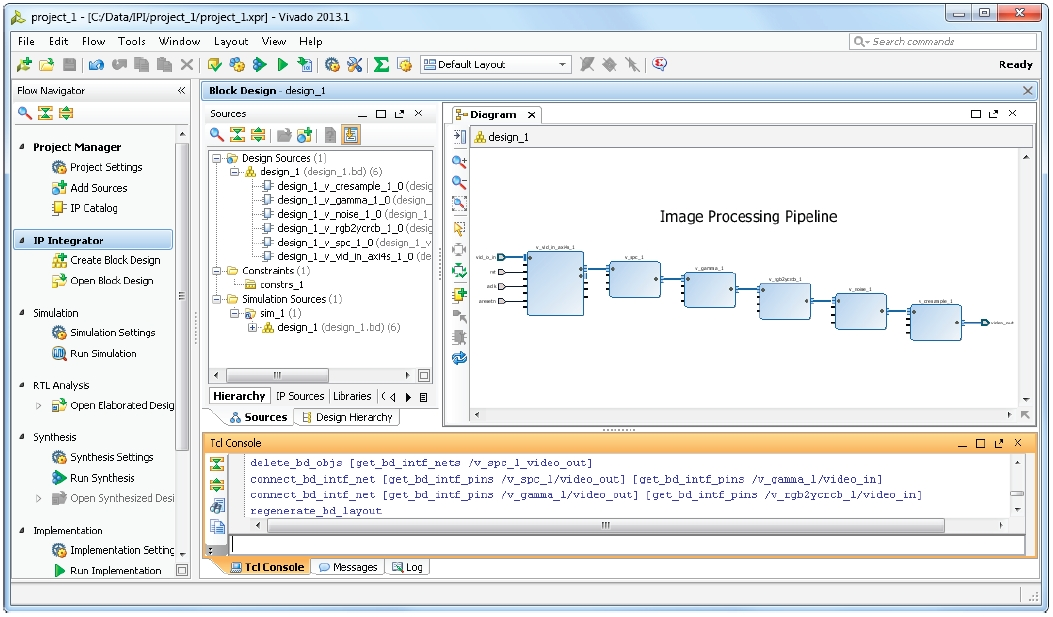 Xilinx、設計環境「Vivado」にシステムレベルのIP